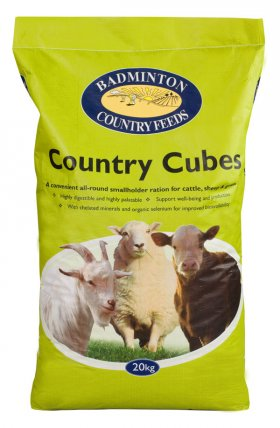 Country Cubes