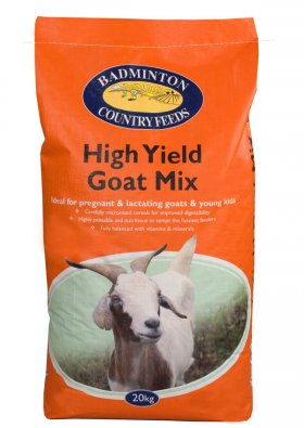 High Yield Goat Mix